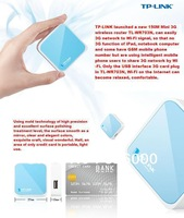 Free shipping for New Portable Mini TP-LINK TL-WR703N 150M Wireless 3G Router 150Mbps WR703N Pocket-size Wifi