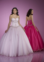 New Fashion ! A-line sparkle Crystals Quinceanera Dresses Ball Gown OQ90103