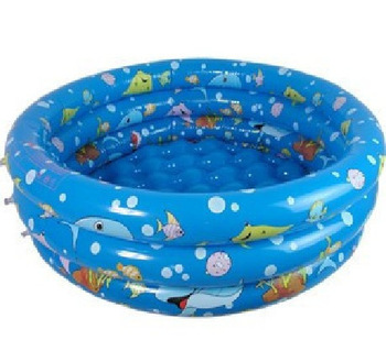 Yingtai 80* 30cm inflatable pool baby swimming pool child fishing toy swimming ocean ball pool pump