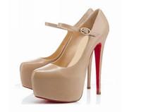 14&16cm Womens shoes high heels black platform pumps ladies high heel shoes