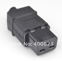 max.16A 250VAC IEC 320 C 19 plug, IEC C19 DIY plug, C19 rewirable plug C19 female connector
