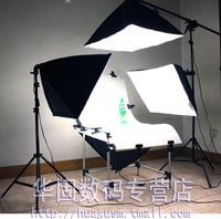 The product is still life table photography table shooting station set photography light softbox studier set