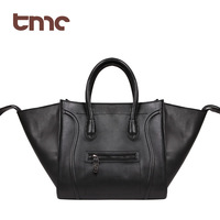 Tmc2013 spring and summer women bag smiley bag black and white bag illusiveness wings package