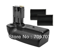 Free shipping new High Quality HLD-4 Camera BATTERY GRIP For OLYMPUS E-3 E-5 E-30 with two BLM1 batteries