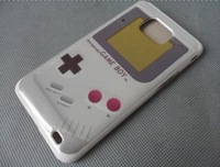 forThe Samsung I9100 shell mobile phone protection shell retro Nintendo game consoles Game BoY
