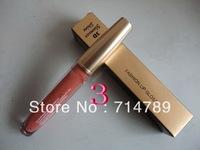 free shipping new makeup lipgloss 15 colors 3D glamour shine fashion Lip gloss/lipgloss (100pcs/lot)