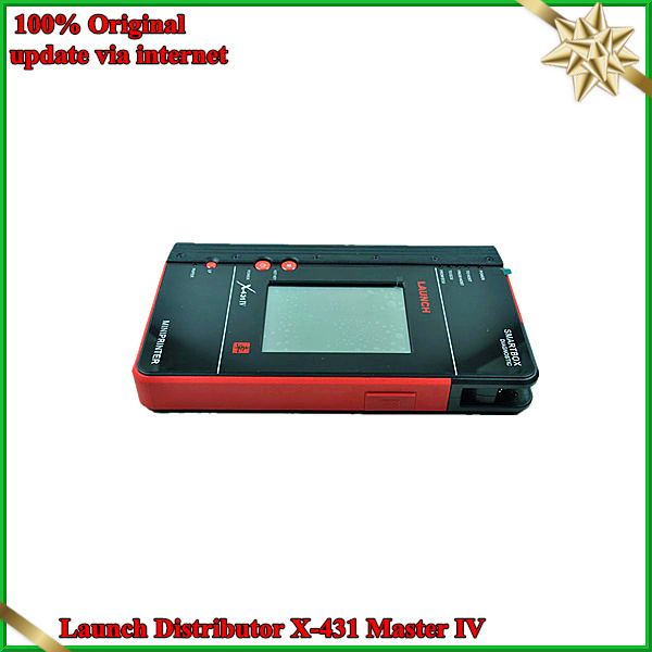Best offer Latest Version X431 IV Launch Diagnostic Tool- covers around 90 softwares with update online with factory price(China (Mainland))