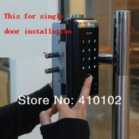 Samsung digital door lock / password keypad door lock for single glass door