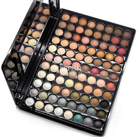 Coastal scents88 eye shadow earth color dull pearlizing makeup palette