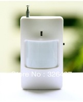 Free delivery for cheap wholesale Wireless PIR Detector for home alarm home security system 433/315MHZ
