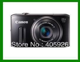 Original Genuine Canon SX240 HS Digital Camera 12.1 MP 20x Optical Zoom(China (Mainland))
