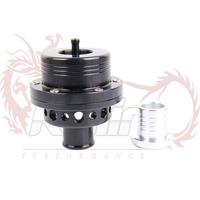 "KYLIN STORE - 1""(25MM) Dual Piston Blow off valve DV Turbo 1.8T VW Golf MK4 Jetta A4 B5(Slivery or Black)"