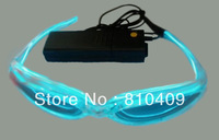free shipping led glasses/LED flashing glasses/light up sunglasses,fasion decoration for party dancing