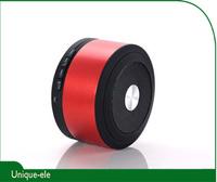 Wholesale Portable Wireless Bluetooth Mini Speaker Loudspeaker TF Card Red