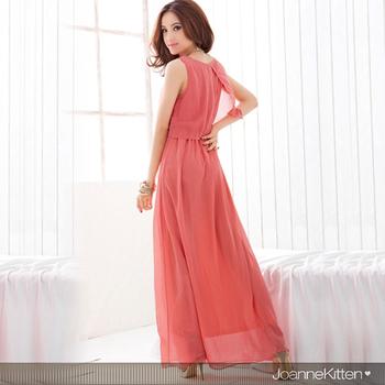 2013 fashion women's aesthetic formal dress elegant one-piece dress elegant chiffon