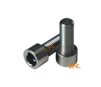 1pc Super light 100% Ti Titanium BOLTS M5*15mm