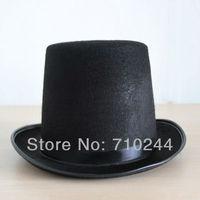The magician cap gentleman cap hat jazz hat magic cap  hat  Sir High hat