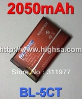 2050mAh BL-5CT / BL 5CT High Capacity Battery Use for Nokia 5220/6303C/5220XM etc Mobile Phones