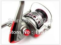 Free shipping  6 BB New High Power Gear Spinning Spool Aluminum Heavy Duty Fishing Reel SK7000