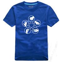 The Big Bang Theory Tshirt Sheldon Cooper You Read My T-shirt Men 8 Color 6 Size free shipping