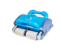 China Original Silmar Function As Dolphin Swimming Pool automatic  cleaner(Remote Controller,Wall Climbing)