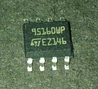 Free shopping     electronic chip (IC)  95160WP SOP-8