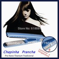 "Chapinha Prancha Pro Nano Titanium 1 1/4"" Babnt2091t 450F (220 Ou 110) Free Shipping"