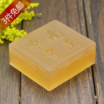 Skin soap natural soap corneous cowhide