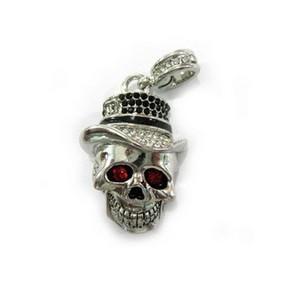 Freeshipping+dropshipping!Hot sales New crystal Skull Heads usb 2.0 memory stick pen thumb drive(China (Mainland))