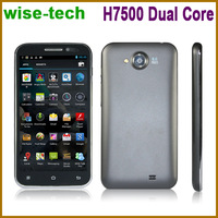 Hero H7500  Android 4.1.2 1G RAM+4G ROM 1280*720 Dual cameras 5.0 Inch HD Capacitive touch john