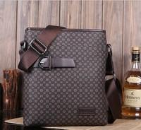 2014 hot selling  man shoulder bag  fashion business casual handbags document computer bag  wholesale drop shipping agent