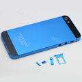 1PCS Replacement High Quanlity Back Metallic Housing Cover Fit For iPhone 5 5G C1112(China (Mainland))