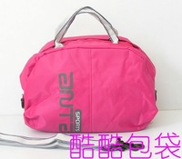 Rose handbag messenger bag women's handbag shell bag sports bag lilun