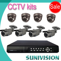 Promotion!!! SONY 700tvl Effio-e 8CH cctv camera in dubai