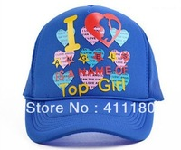 2012 fashion trucker mesh cap good quality cap free shipping