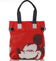 Bags 2012 MICKEY classic cartoon series of casual handbag shoulder bag female bags lilun