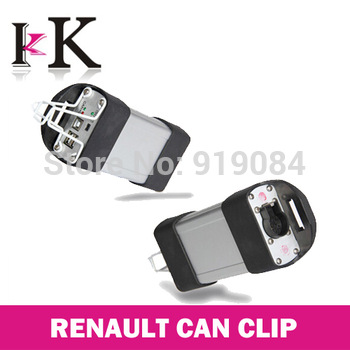 Newest Version Renault CAN Clip V124 Latest Renault Diagnostic Tool + warranty + free shipping