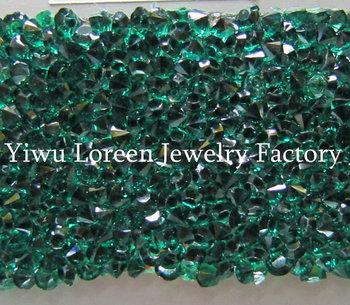 Customized! Glitter Resin Sticker Sheet , Self Adhesive Rhinestones Round Stick on Gems