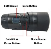 Sport Camera + Bike Camera AT18 for Outdoor with 640X480 50FPS + WaterProof 3M FreeShipping!