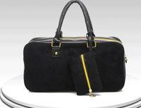 Maomao bag bag winter 2012 new European and American Wind imitation mink laptop bag BNB tide with zero Purse