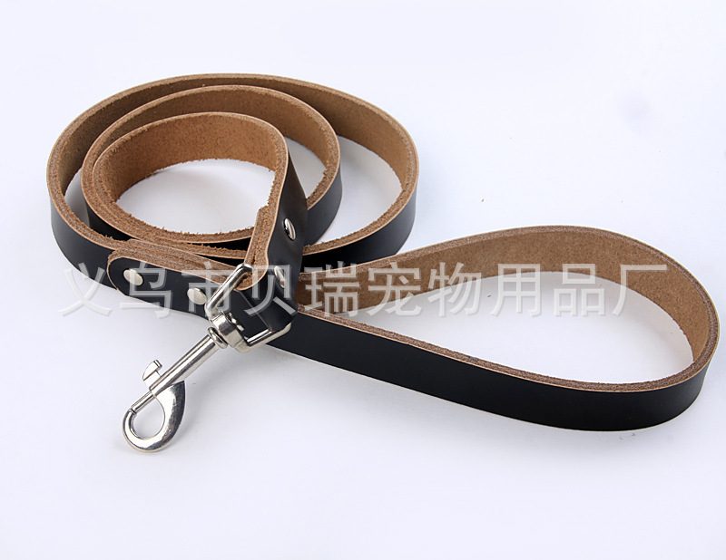 Hot Selling PU Leather Dog Leashes/ Leads leather, color assorted, 10pcs per lot(China (Mainland))