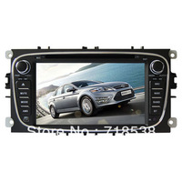 "7"" Car radio DVD Player with GPS for Ford Mondeo/S-MAX PIP supported/ FM/AM/Bluetooth Free map included"