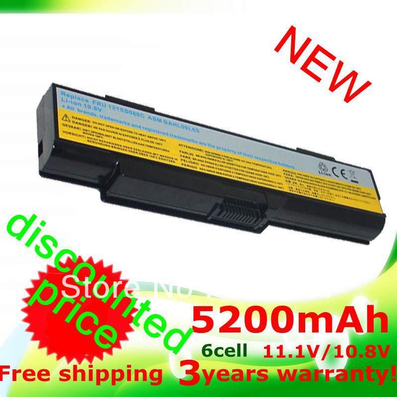 5200mAh Laptop For Lenovo G400 14001 2048 59011 G410 BAHL00L6S 121SS080C 3000 G400 14001 NEW(China (Mainland))