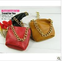 2011 bucket bag handbag messenger bag fashion women's handbag small bag