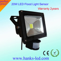 Wholes Price PIR Motion Sensor 20w led flood light sensor free shipping