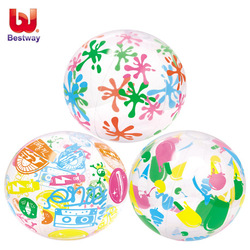 Bestway viewseaborne products beach ball 31001 inflatable toys(China (Mainland))