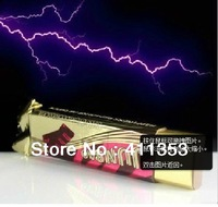 Free shipping April Fool's Day, spoof of electric shock toy Tricky ,one whole chocolate toy and gift