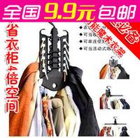 Minimum order $15 free shipping Multifunctional magic hanger wardrobe 4