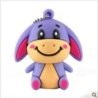 Donkey usb flash drive 8g personality cartoon usb flash drive 8g gift usb flash drive