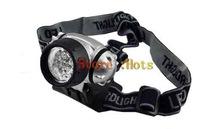 5pcs New 19 LED Head Lamp Camp Light Torch Headlight Outdoor